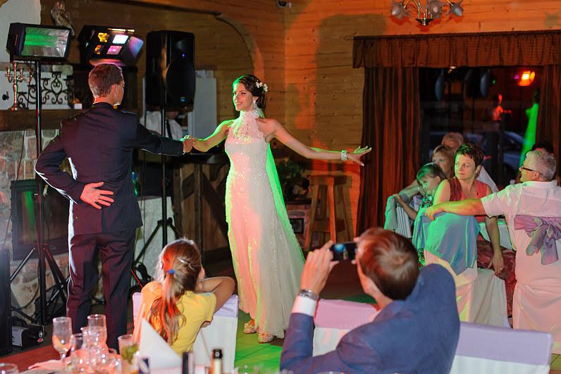 pirmasis vestuvių šokis
