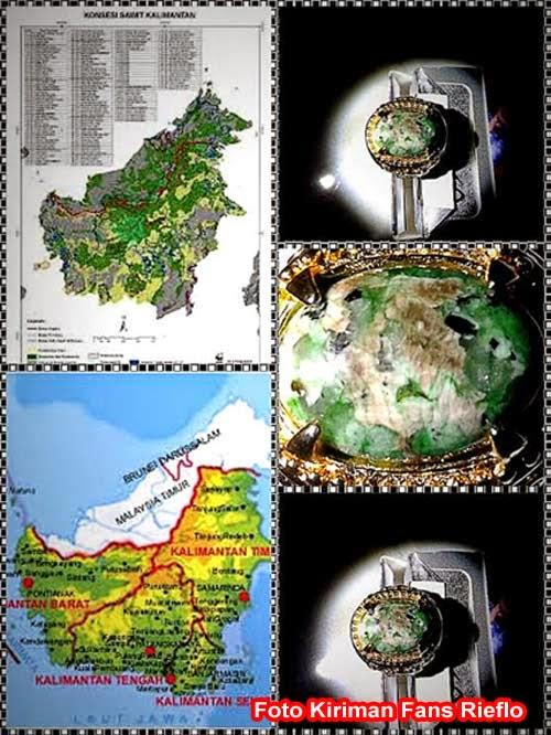 Batu Akik West Borneo 5 Mily