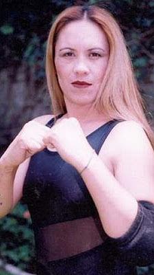 Luchadora: Cynthia Moreno