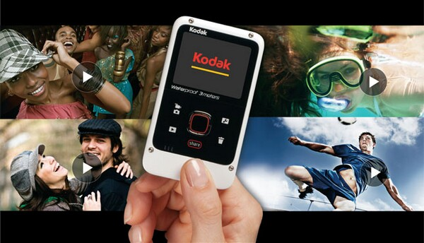 KODAK PLAYFULL Waterproof Video Camera