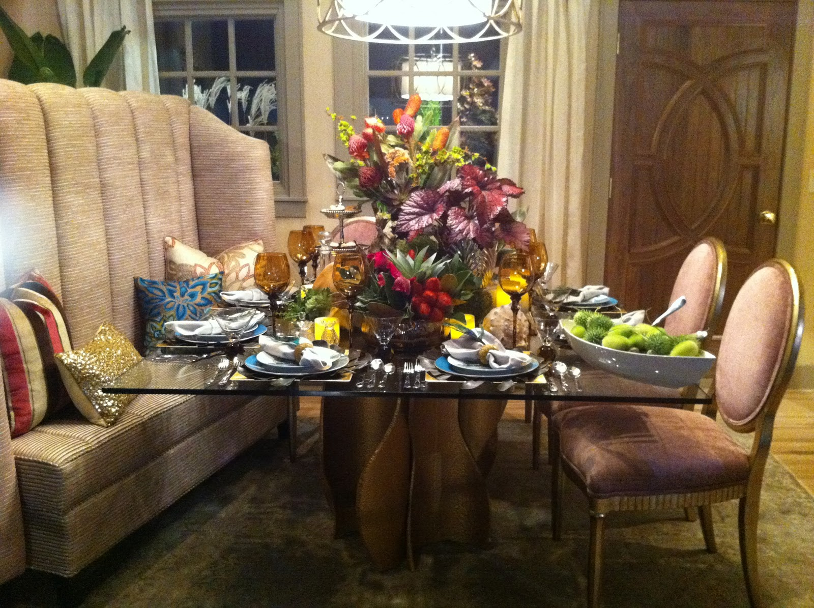 Retire In Style Blog 4 Dining Rooms For Today Home