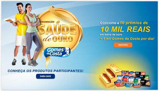 Promoção Saúde de Ouro Gomes da Costa