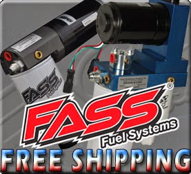 FASS Fuel Systems FREE Shipping