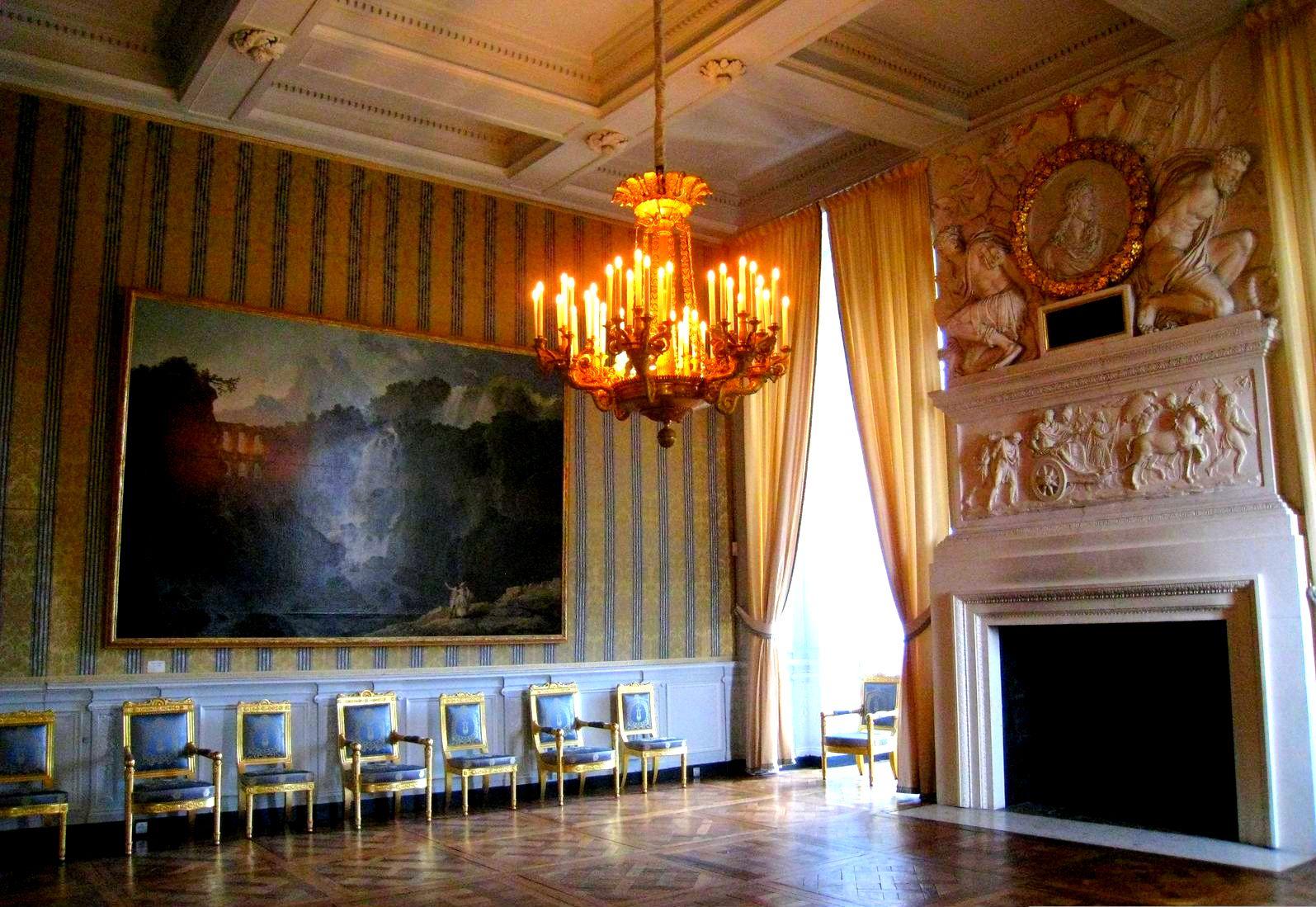 Loveisspeed the ch teau de maisons laffitte for Architecture des maisons