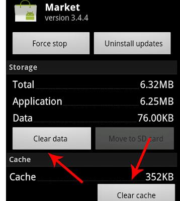 cara upgrade Android Market ke Google Play Store