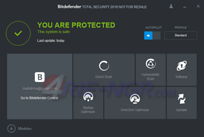 Bitdefender Total Security 2016 Full