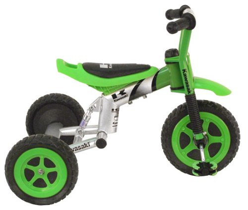 kawasaki 10 inch tricycle