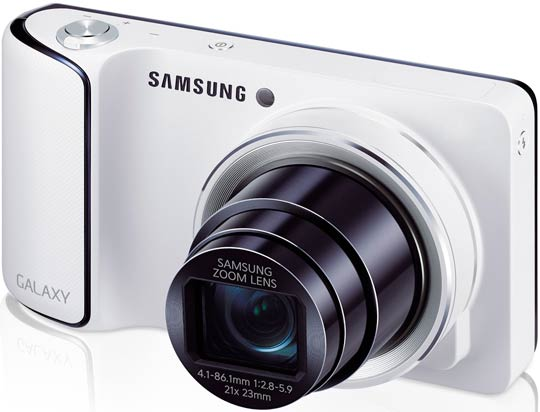 Samsung Galaxy Camera release date