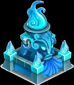 imagen del templo de agua de monster legends