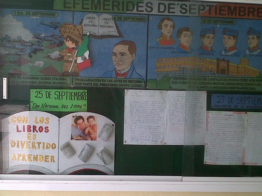 Periodico mural mes de julio 2012 17 best images about for Estructura del periodico mural wikipedia
