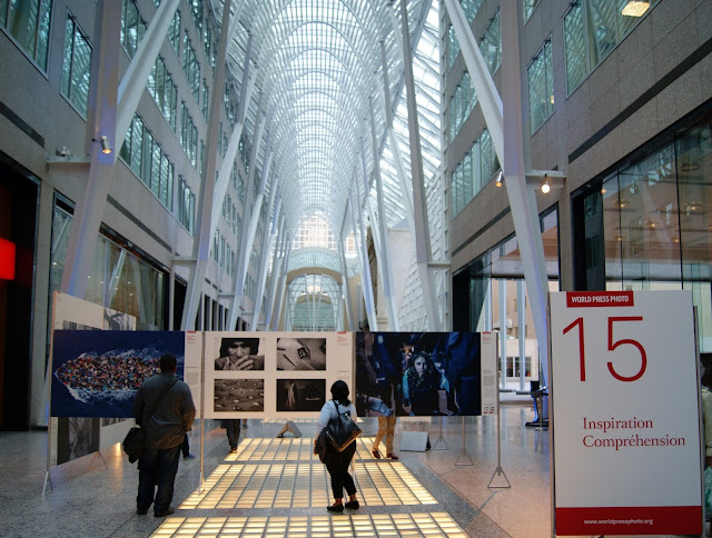 World Press Photo 2015 Photo Contest Exhibition at Allan Lambert Galleria, Brookfield Place in Toronto, culture, art, artmatters, photography, world, events, The Purple Scarf, MelaniePs, Ontario, Canada