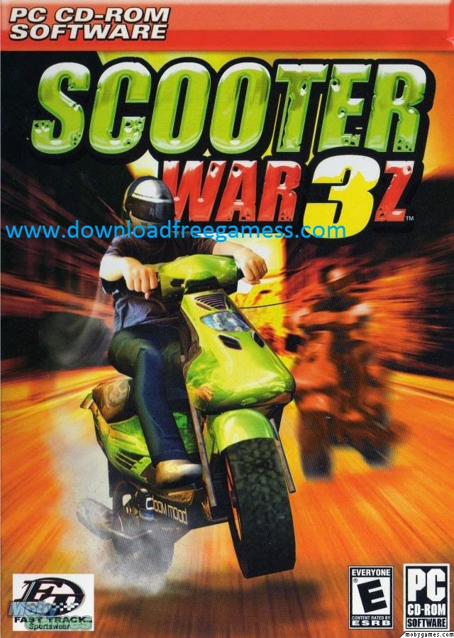 DOwnload scooter war3z