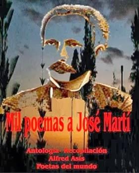 Participando en la obra Mil Poemas a José Martí
