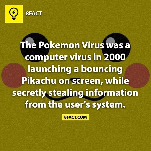 pikachu Virus