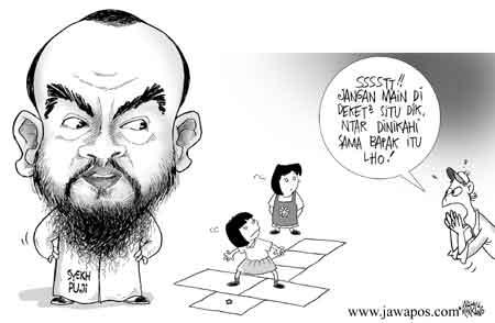 Karikartun | PARADE KARIKATUR KARTUN | INDONESIA DALAM KARTUN