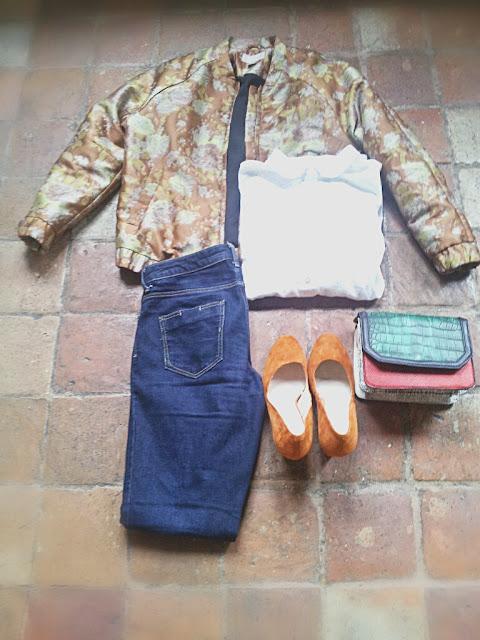 Bomber, h&m trend, marant, gap, zara, asos, maje, blog, blogeuse, fashion, ootd