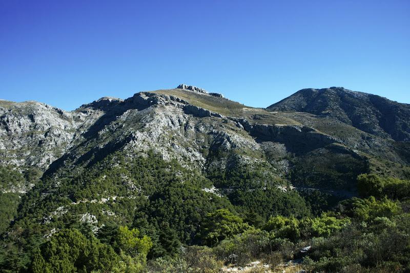 Sierra de 'Las Nieves'