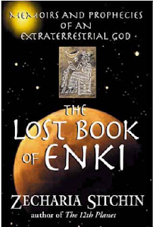 The Lost Book Of Enki Cover