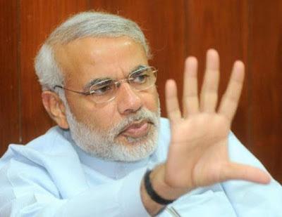 Narendra Modi from UP