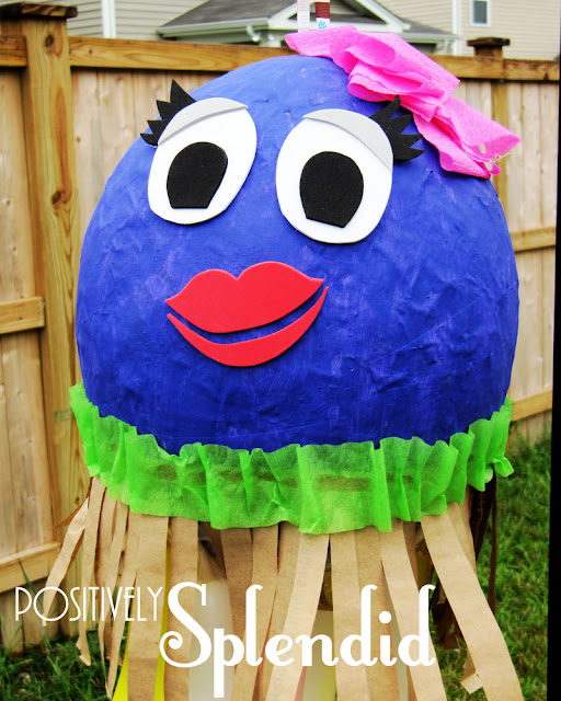 do it by kids: octopus pinata tutorial