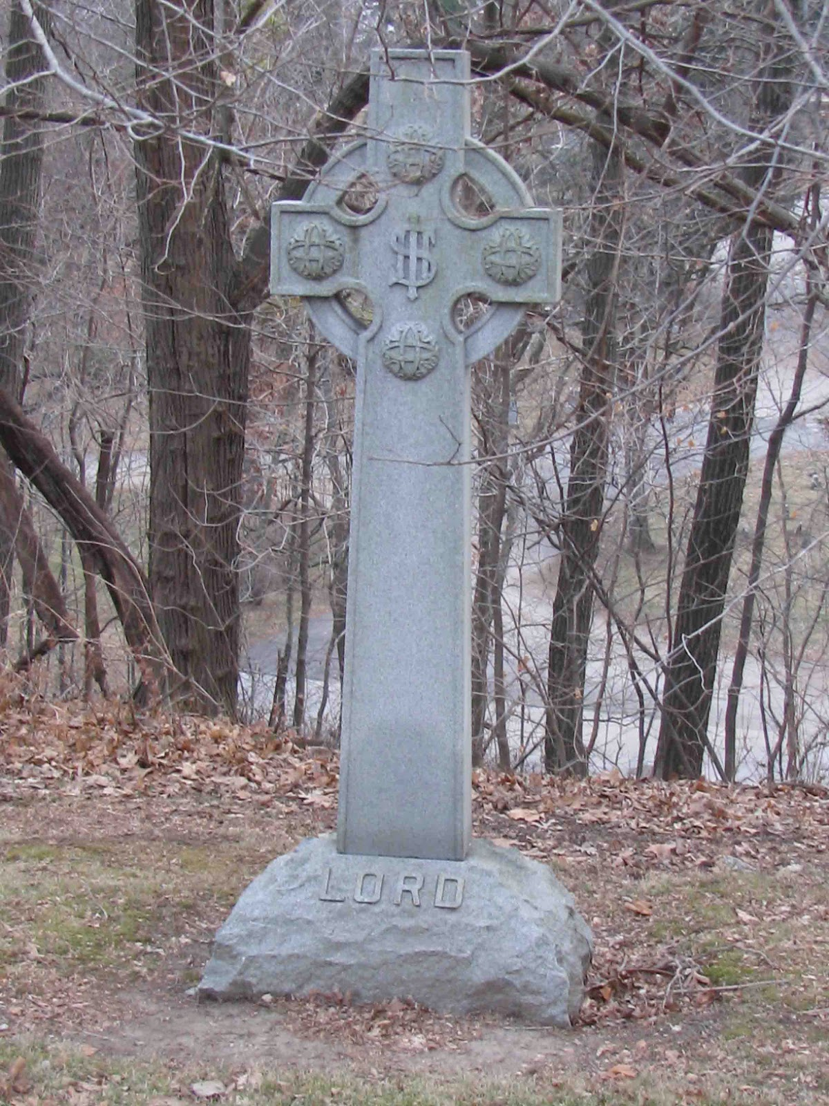 A grave interest the different types of crosses in the cemetery i h s cross the three letters usually appear on the crossbar and are derived from the first three letters of jesus name in greek iota eta and sigma biocorpaavc Choice Image