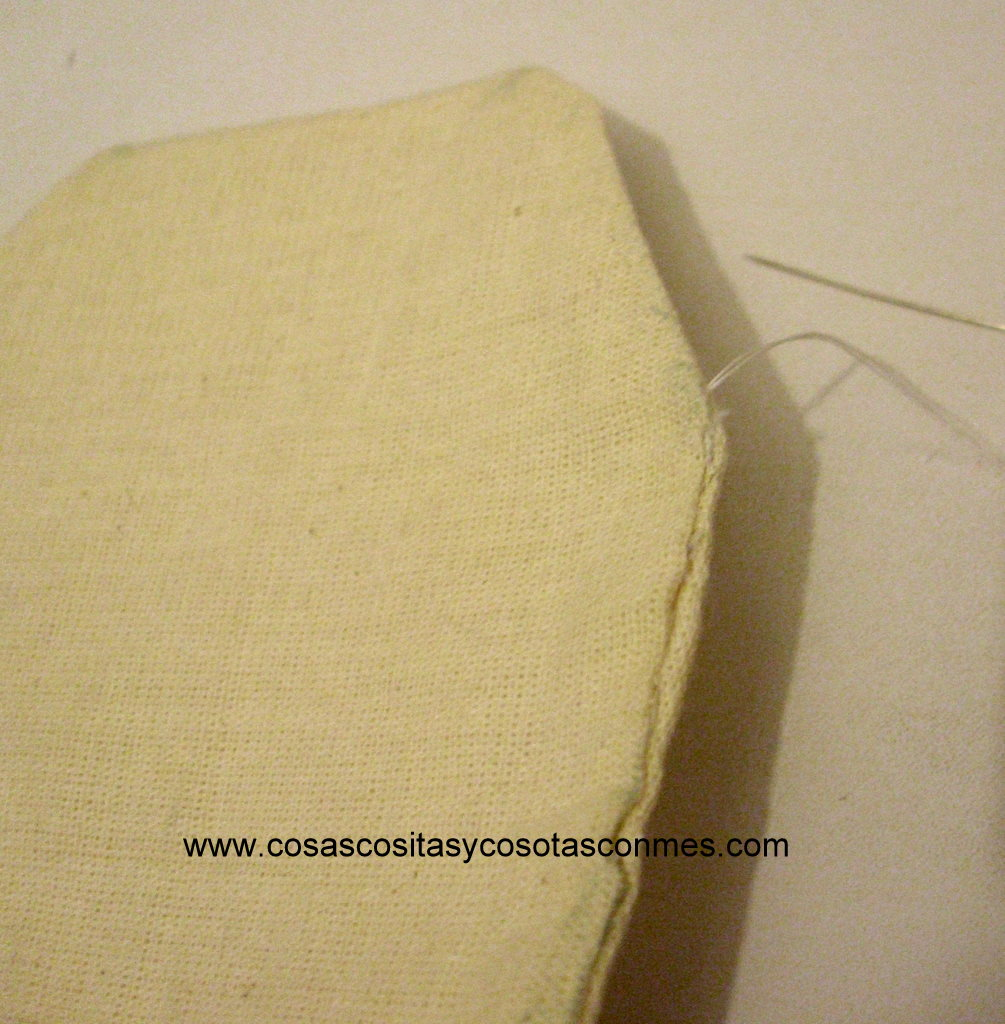 Dulceros Navidenos Manualidades Materiales Tela Manta Pellon Adherible