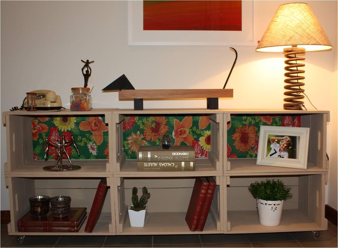 Arquiteta Thati Struckel: Reciclar e decorar caixotes de feira #C67605 1291x948