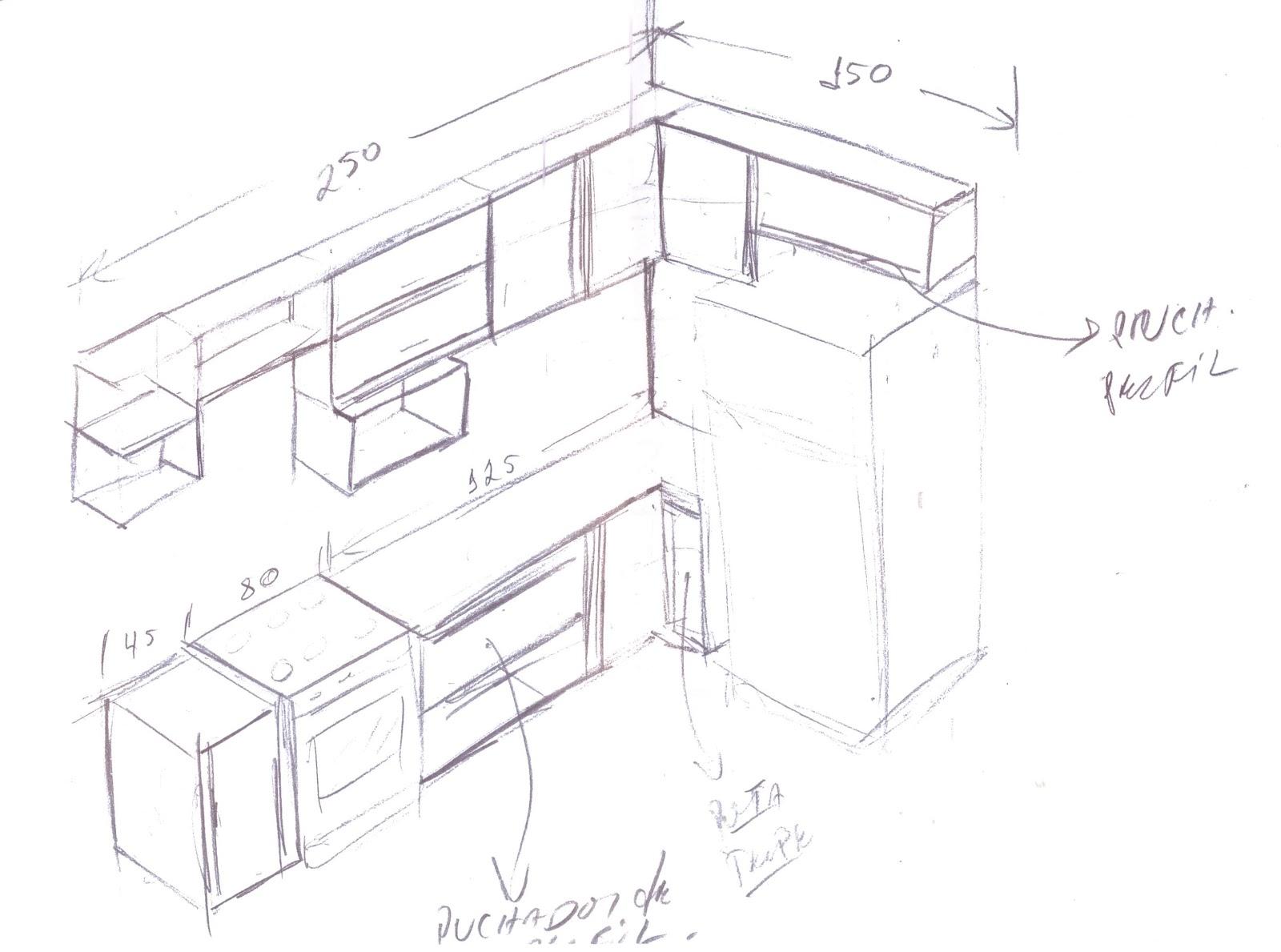 Cris A Dona da Casa!: Projeto Final da Cozinha #5A5A71 1600 1189