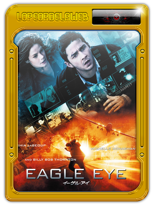 Eagle Eye (2008) [BrRip-720p-Dual-Mega]