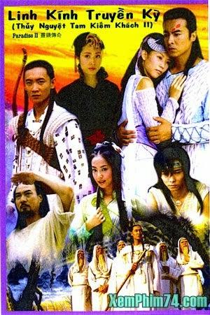 Linh Kính Truyền Kỳ - Thvl2 (2005)