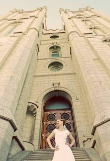 Mormon Temple Salt Lake City (Best Honeymoon Destinations In USA) 9