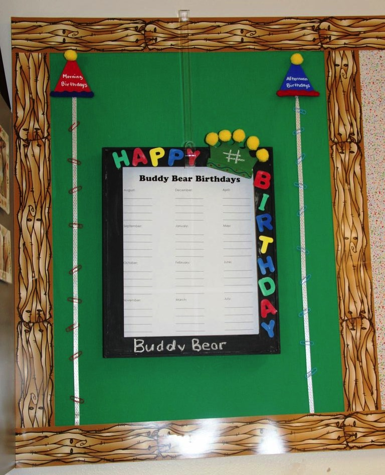 Considerate Classroom: Early Childhood Special Education Edition: Classroom Bulletin Board Ideas