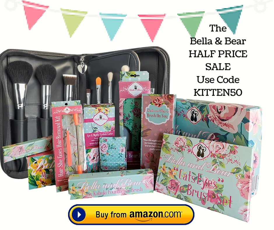 Bella & Bear 50% Off!