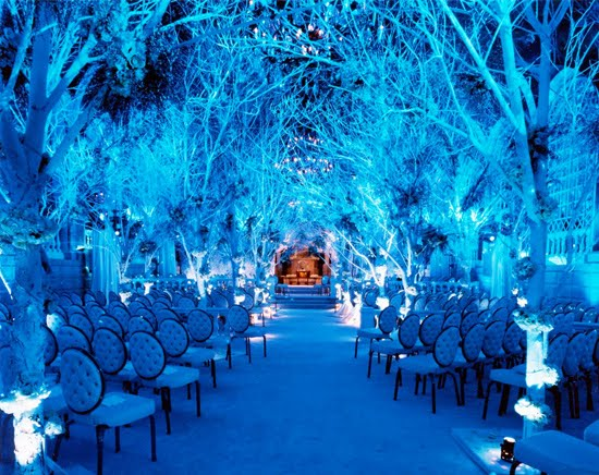 The abutting important aspect to accede is your budget winter wedding color