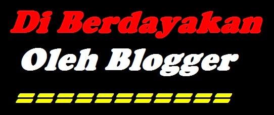 2 Cara Jitu Menghilangkan Tulisan Di Berdayakan Oleh Blogger