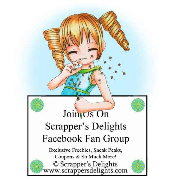 Scrappers Delights facebook fan group
