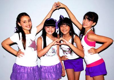 Nah itu dia Profil Biodata Personil BeSSara Girlband Indonesia Lengkap ...