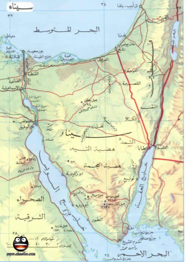 سيناء أرض البطولات