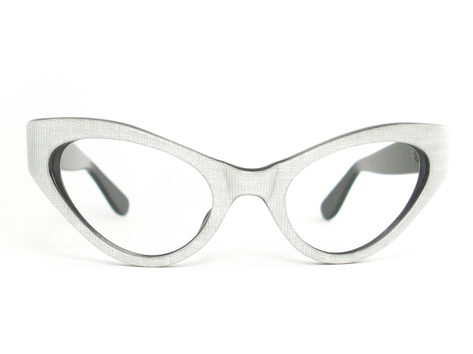 Eyeglasses Frames For Strong Prescription : Vintage Eyeglasses Frames Eyewear Sunglasses 50S: December ...