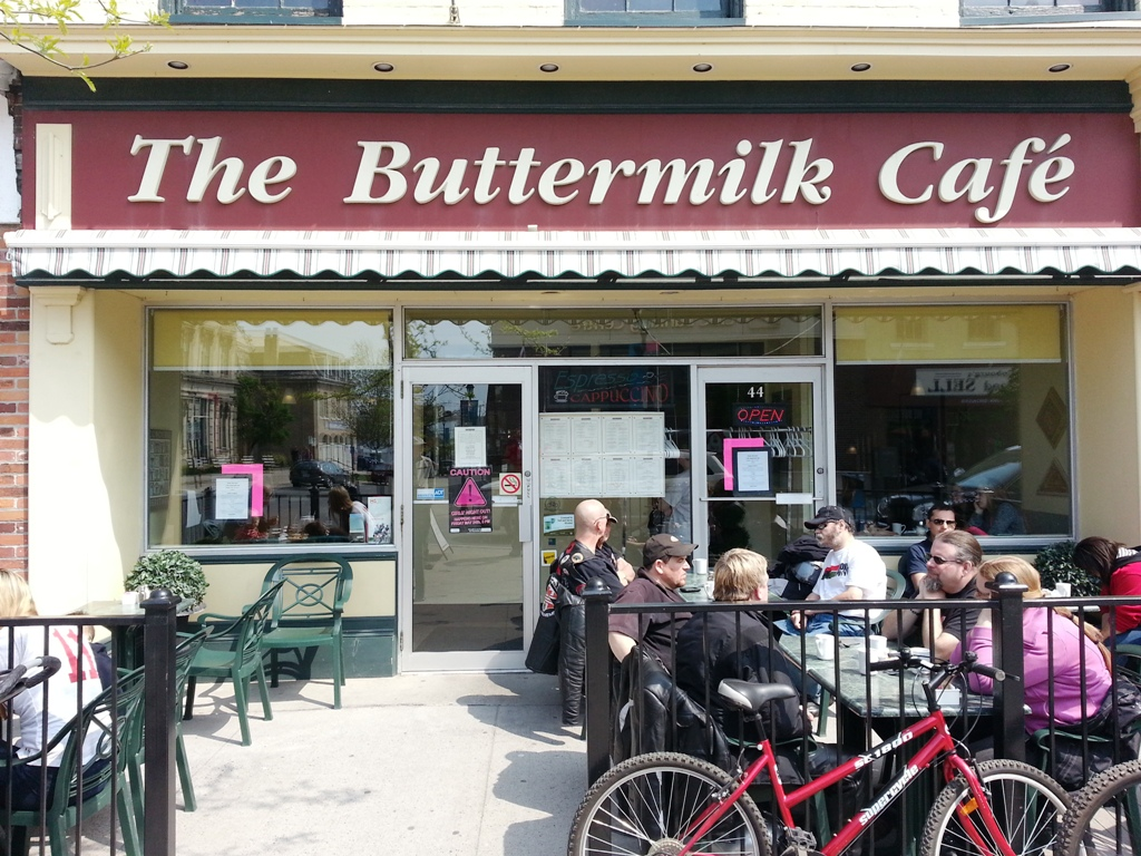 Buttermilk Cafe Cobourg Hours