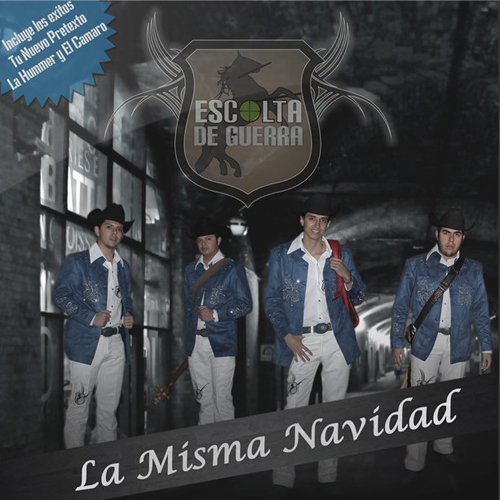 Escolta de Guerra - La Misma Navidad CD Album 2011