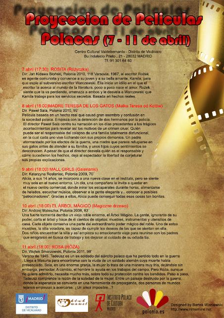 Ciclo de cine polaco