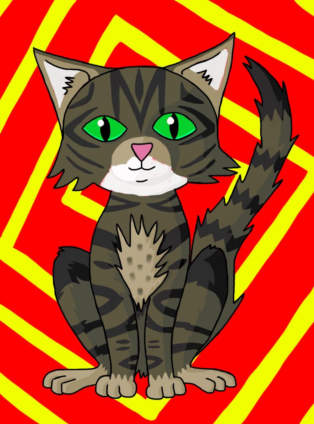 Manga cat: Arthur