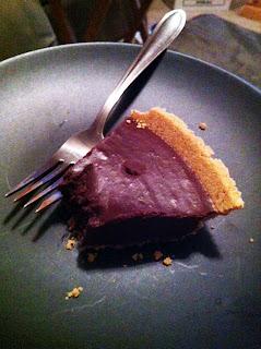 vegan chocolate dessert