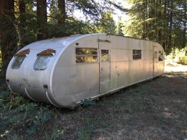 Vintage Royal Spartanette Trailer Rv Amp Camper