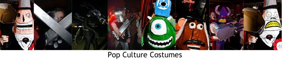 Pop Culture Costumes