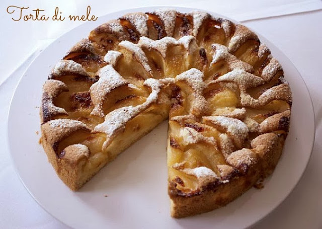 torta di mele (ricetta semplice)