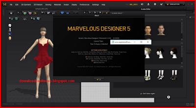 Download Marvelous Designer 5