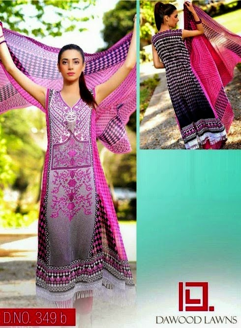 Dawood presents royal lawn prints