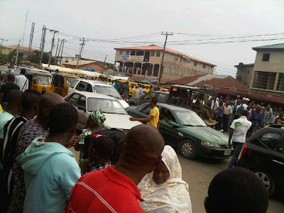 fight in Ikorodu